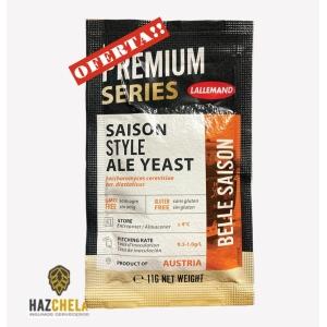 LEVADURA BELLE SAISON SOBRE 11 g