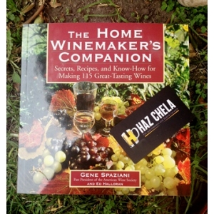 THE HOME WINEMAKER`S COMPANION