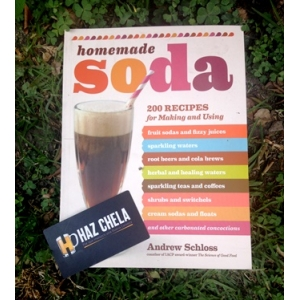 HOME MADE SODA 200 RECETAS PARA PREPARAR