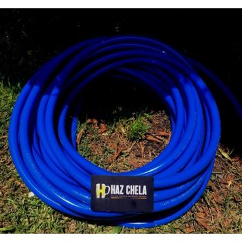 MANGUERA PVC AZUL 5/16 X 9/16