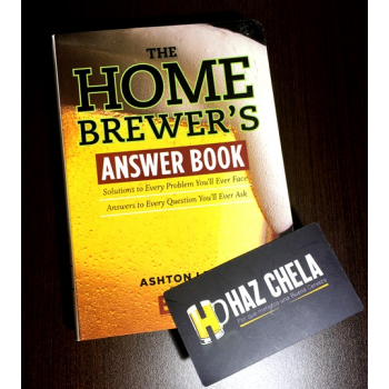 THE HOMEBREWERS ANSWERS  BOOK