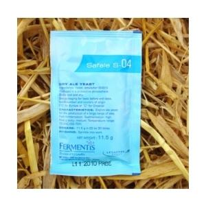 LEVADURA SAFALE S-04 SOBRE 11.5 g