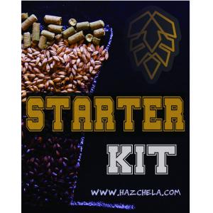 STARTER KIT (CON KIT DE EXTRACTO)