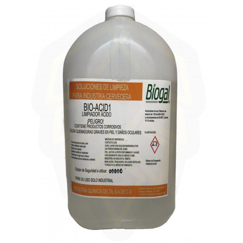 BIO ACID 1 (4Kg) BIOGAL