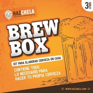 BREWBOX (3 Lts American Pale Ale)