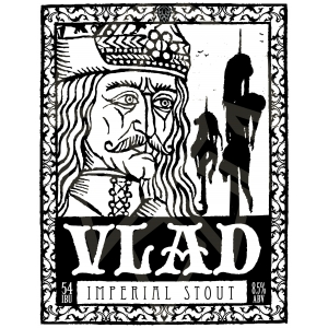 VLAD ( IMPERIAL STOUT) 100% GRANO