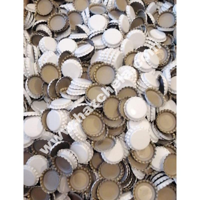 CORCHOLATA BLANCA (CAJA 10,000 PZ)