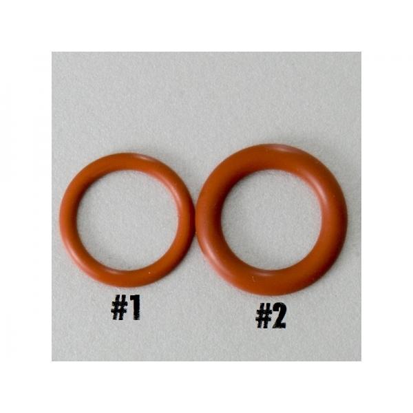O RING ALTA TEMPERATURA #2 (grueso)