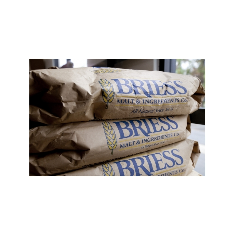 TRIGO  BLANCO BRIESS (WHITE WHEAT MALT)